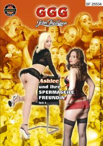 Cover Image for Ashlee and Her Horny Cum Girlfriend Part 1 / Ashlee und ihre spermageile Freundin Teil 1 (25534)