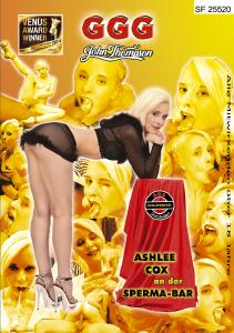 Cover Image for Ashlee Cox at the Sperm Bar / Ashlee Cox- An der Sperma – Bar (25520)