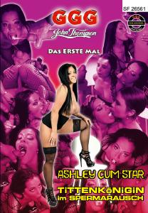 Cover Image for Ashley Cum Star - Titqueen in cum overload / Ashley Cum Star- Tittenkonigin im Sperma Rausch (26561)