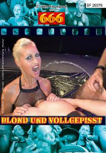 Cover Image for Blonde and Pissed on part 1 / Blond und vollgepisst - Teil 1 (29376_1)