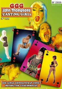 Cover Image for Casting Girls 29 (22029)