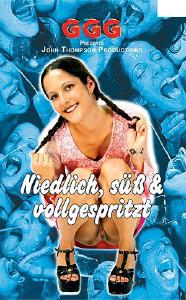 Cover Image for Cute, Lovely and Drenched in Jizz / Niedlich, sus & vollgespritzt (25080)