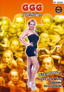 Cover Image for Nicky Dream : Help I have to swallow cum! / Nicky Dream: Hilfe ich muss Sperma schlucken! (25550)