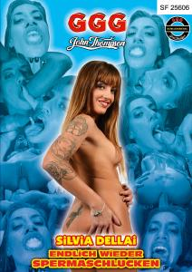 Cover Image for Silvia Dellai - Finally Swallows Cum Again / Silvia Dellai- Endlich wieder Sperma schlucken (25606)