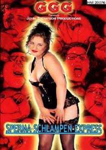 Cover Image for Sperm Slut Express / Sperma-Schlampen-Express (25040)