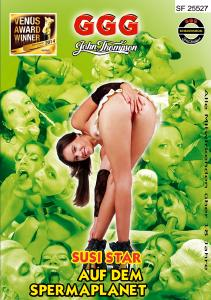 Cover Image for Susi Star on the Sperm Planet / Susi Star auf dem Sperma Planet (25527)