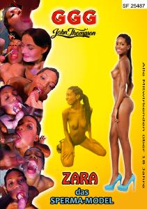 Cover Image for Zara The Sperm Model / Zara! Das Sperma- Model (25487)